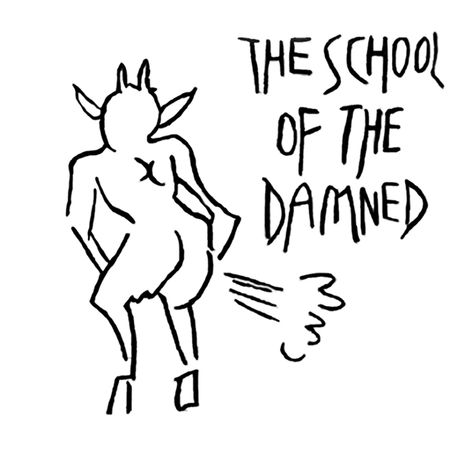 EBC006 Exhibition 'School of the Damned': Image 0