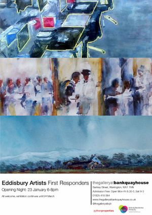 Eddisbury Artists: First Responders