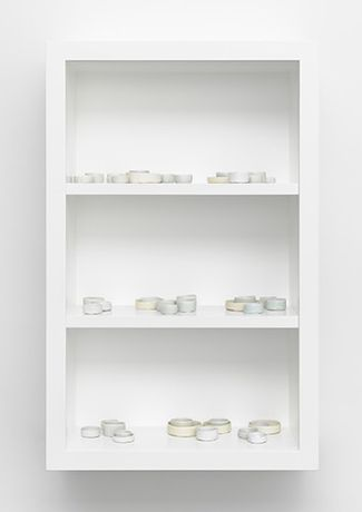 Edmund de Waal, in the north north east, 2014 © Edmund de Waal courtesy New Art Centre, Roche Court, Photograph by Mike Bruce