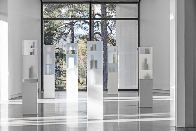 Edmund De Waal in conversation with William Feaver: Image 1