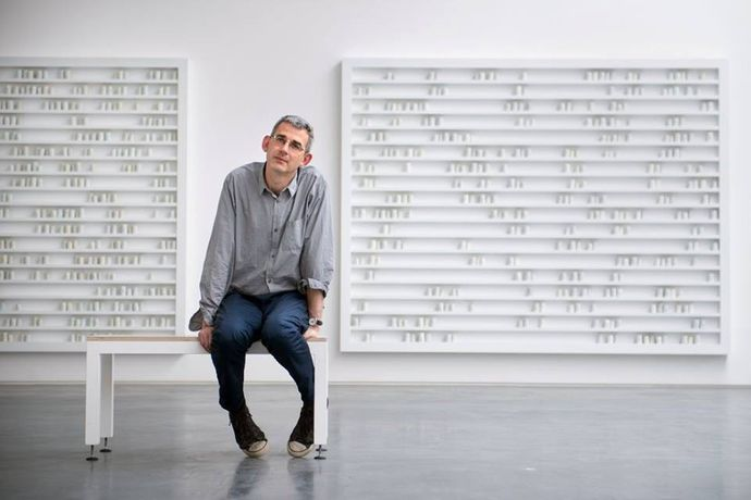 Edmund De Waal in conversation with William Feaver: Image 0