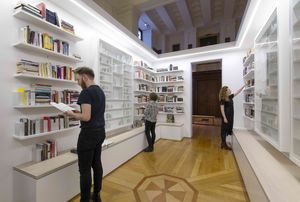 Edmund de Waal library of exile at the British Museum 2020 c. The Trustees of the British Museum