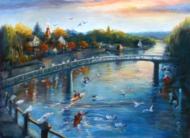 Twickenham Riverside - Lee Campbell