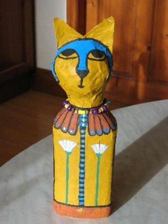 Egyptian Mummififed Cat Workshop: Image 0