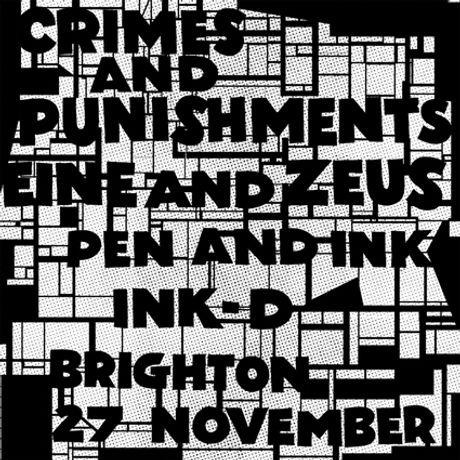 Eine & Zeus - An Alphabet of Crimes and Punishments: Image 0