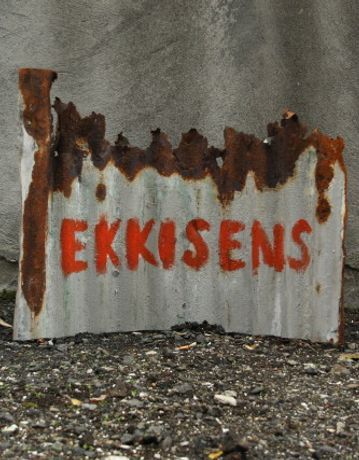 Ekkisens at Two Queens Project Space