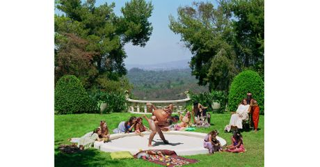 Eleanor ANTIN, A Hot Afternoon from The Last Days of Pompeii, 2002