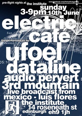 Electric Café at The Institute: Image 0