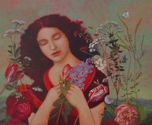 Nicola Slattery - Peaceful Pollinators
