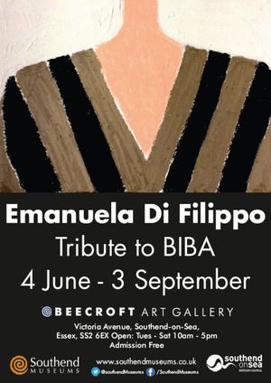 Emanuela Di Filippo, Tribute to BIBA