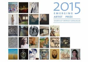 Emerging Artist Prize Exhibition 2015