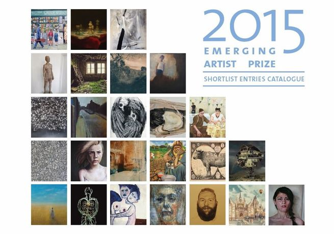 Emerging Artist Prize Exhibition 2015: Image 0