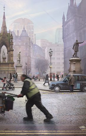 Emily Allchurch In the Footsteps of a Master: Image 0