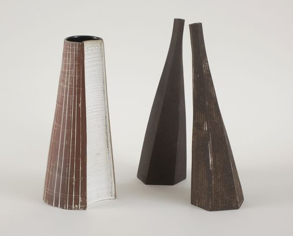 Emily Myers ceramic vessels