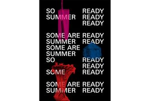 Emma Corrall. Summer Ready/ Some Are Ready/ So Ready