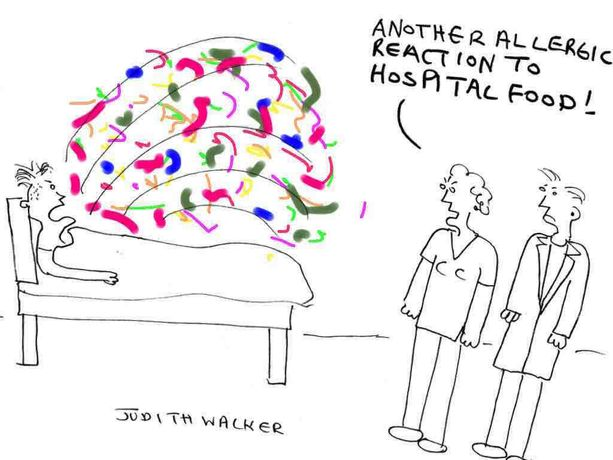 Empathy with the doctor by Judith Walker: Image 0