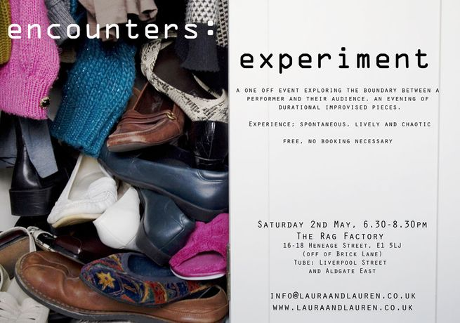 Encounters: Experiment: Image 0