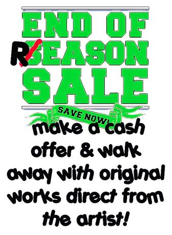 END OF REASON SALE!: Image 0