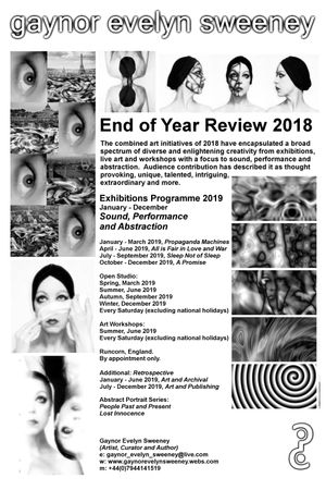 End of Year Review 2018 and Programme 2019