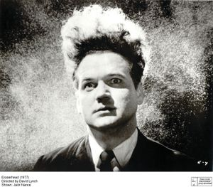 Eraserhead with live soundtrack from Sheena