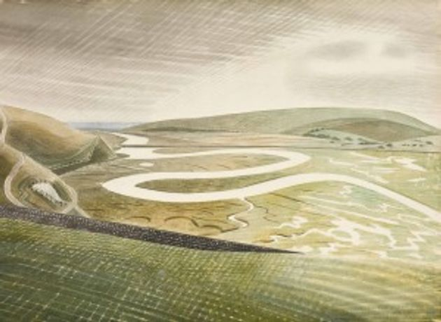 Eric Ravilious and the Countryside — Dr Roy Brigden: Image 0