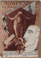 Erwin Blumenfeld, Dada Dancers (Schule der Physik), 1924-6, Mixed  media, Courtesy Osborne Samuel