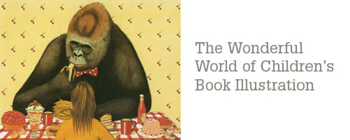 Escape to Wonderland: A History of Children's Book Illustration: Image 0