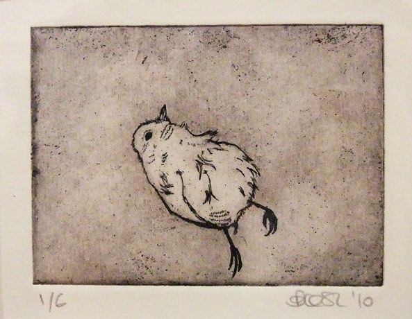 Etching Evening Class: Image 0