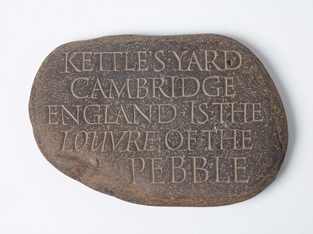 Evening Lectures: Ian Hamilton Finlay The Cambridge Connections: Image 0