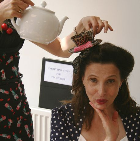 Secret Platform Theatre - Everything Stops For Tea