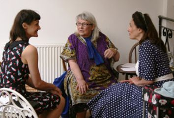 Hannah's Story - Secret Platform Theatre - Everything Stops For Tea