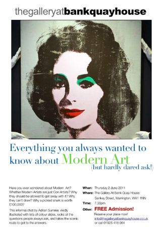 'Everything you always wanted to know about Modern Art (but hardly dared ask)': Image 0