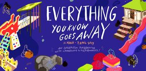 Everything You Know Goes Away: An indoor interactive playground