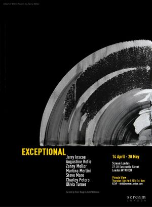 Exceptional. Group Exhibition
