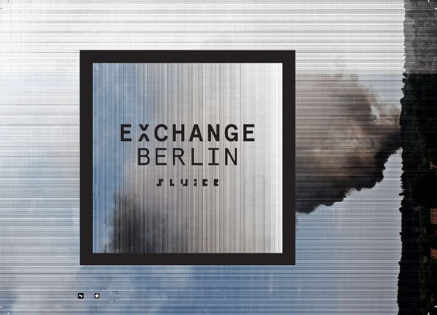 Exchange Berlin Sluice 2018