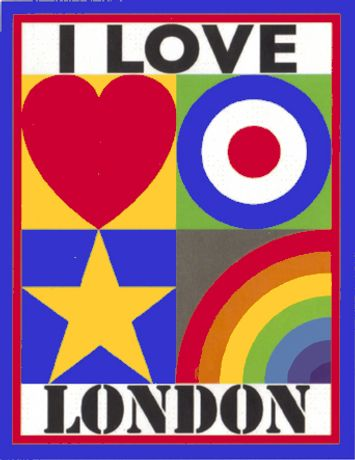 Exclusive Launch of Giant Peter Blake print on Tin: Image 0