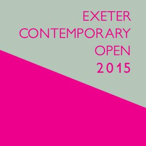 Exeter Contemporary Open 2015