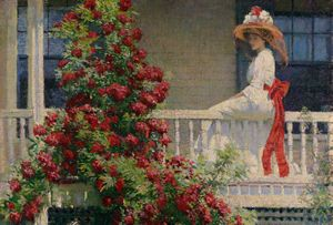 Exhibition On Screen: The Artist's Garden – American Impressionism