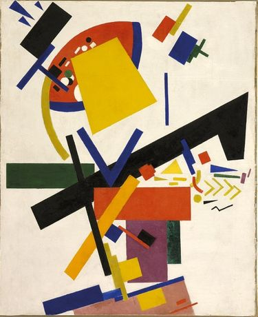 Exhibition tour: Malevich with Christina Lodder: Image 0