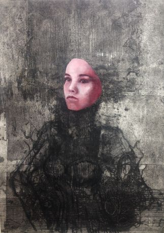 Experimental Portrait Painting with Jain McKay: Image 0