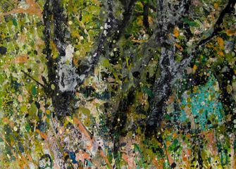 Linda Green: Forest 11