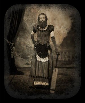 'EXPOSED! The Peculiar Photographic Revelations of Victorian Eccentric. Guided Tour