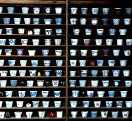 soba choko cups by various artists