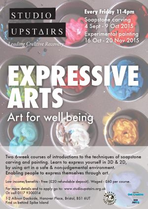 Expressive Arts - Painting