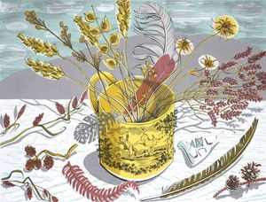 Extended - Angie Lewin: Printmaker In Focus