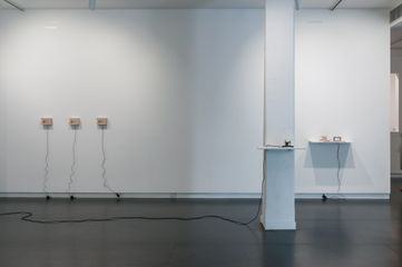 Eyebeam in Objects at Upfor. Photo by Mario Gallucci