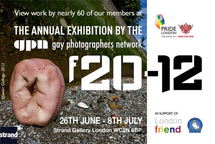 f20-12 The Gay Photographers Network Annual Exhibition: Image 0