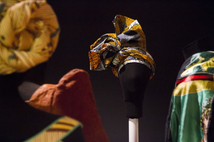 Fabric Africa: Stories told through textiles: Image 1