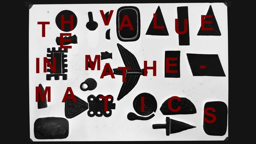 Falke Pisano - The value in mathematics: Image 0