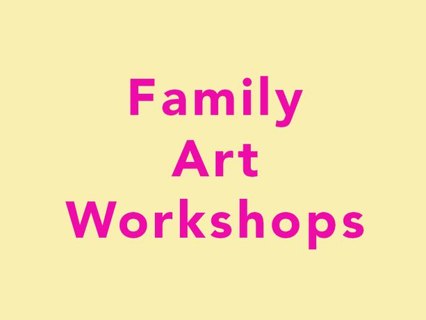 Family Art Workshop: Image 0